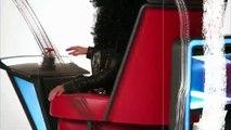 Christina Aguilera se burló de otras cantantes en The Voice