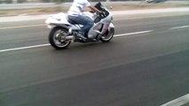 Hayabusa DOOM   @  ghost rider in KSA