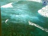 kitesurf wave how to surf wave