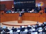 Con leyes de PEMEX y CFE, se desmantela al Estado Mexicano: Alejandro Encinas