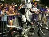 TCU - Geoff Aaron Extreme Riding Show