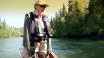 Pourvoirie Falls Gully à l'émission Aventure Grandeur Nature