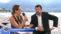 Uscire dalla crisi: la ricetta di Matteo Salvini
