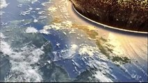 Discovery Channel - Large Asteroid Impact Simulation - video