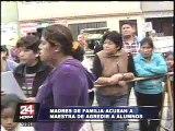 SMP: denuncian a maestra de primaria por agredir a niños