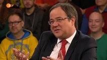 Markus Lanz  (21  November 2013) Uschi Glas über Ostdeutsche