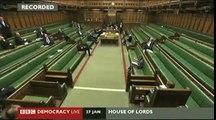 Tory MP Jacob Rees Mogg excoriates govt over EU Approvals Bill