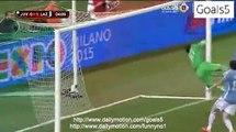 Juventus 2 - 1 Lazio All Goals and Highlights Coppa Italia 20-5-2015