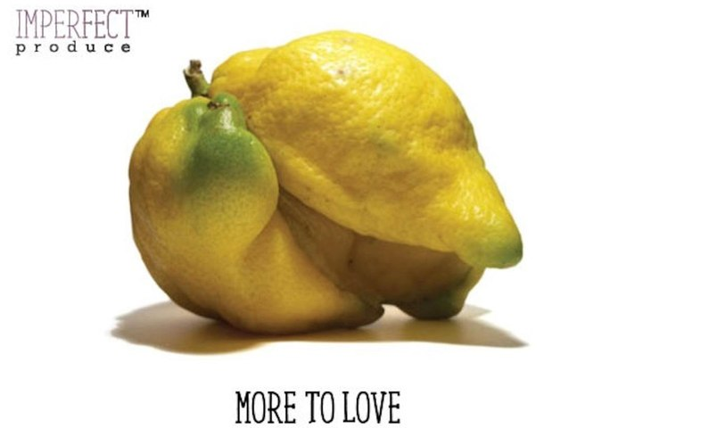 Imperfect Wants You To Buy Ugly Fruit & Vegetables