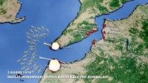 Çanakkale Günlükleri - 4. Bölüm | İlk Bombardıman - Seddülbahir Kalesi | Belgesel