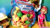 Huge Nickelodeon Toy Surprise Easter Egg Hunt TMNT SpongeBob Dora by Disney DC toys Collector