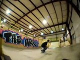 Old School Skate Park Skateboarding Tricks - East Coast Video