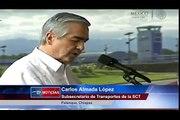 Palenque, Chiapas.- Aeropuerto de Palenque atraerá inversiones. Generará desarrollo en Chiapas: SCT.