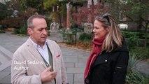 Serena Altschul w/ David Sedaris