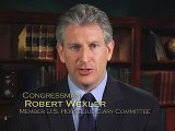 Rep. Wexler Wants Cheney Impeachment Hearings