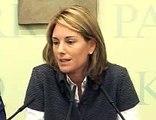 Arantza Quiroga condena el atentedo de ETA