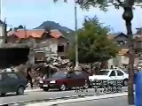 Mitrovica Pas Lufte 1999 (Mitrovica Destroyed by Serbs)