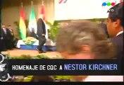 Homenaje de CQC a Nestor Kirchner 2/5 / CQC Tribute to Nestor Kirchner 2/5