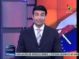 Policía Nacional de Perú desaloja a más de 400 personas en Lima