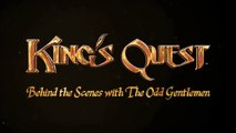 King's Quest 'A Hand Painted Game' Behind The Scenes Trailer