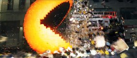 PIXELS - A science-fiction comedy movie!