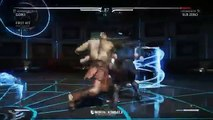 Mortal Kombat X Goro {Kuatan Warrior} Vs Sub-Zero {Cryomancer} Gameplay MKX