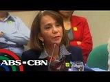 COA exec, binantaan bago ang Senate hearing sa Binay case