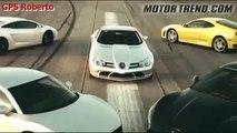 RACHA: Ferrari x Lamborghini x Maserati x Mercedes x Audi