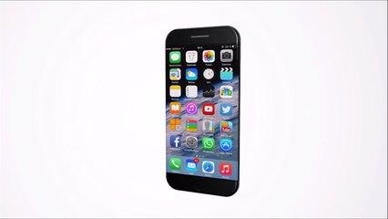 iPhone 7 Edge Concept