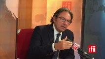 F. Lefebvre: réforme du collège, «l'exécutif doit consulter les acteurs de l'école»