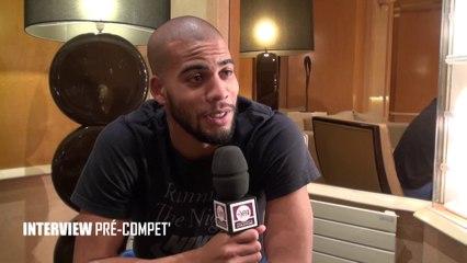 INTERVIEW PRÉ-COMPET' : Benjamin Compaoré