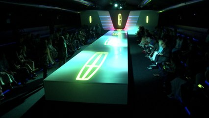 SOPHIE ZINGA Fashion Week Middle East Spring Summer 2015