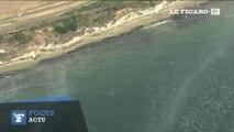 La côte californienne touchée par une marée noire