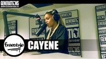 Cayene - Freestyle (Live des studios de Generations)