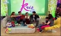 Daniel Padilla on Julia Montes Dating Age Kris TV JulNiel - Julia Montes and Daniel Padilla