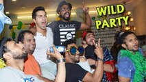 SPOTTED! ABCD 2 Cast's Wild Party | Varun Dhawan, Remo D'souza