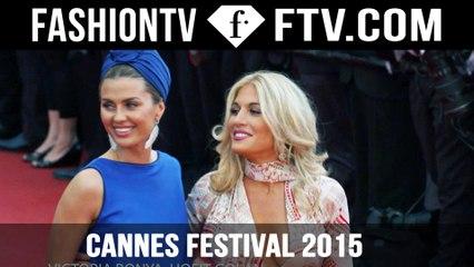Cannes Film Festival 2015 - Day Three pt. 2 | FashionTV