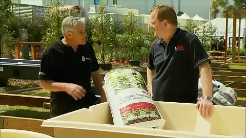 Greenfingers and Aquaponics WA at the Perth Royal Show