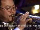 Trumpeter Hee Chan Ahn plays 'Gabriel's Oboe'