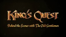 King's Quest - 'A Hand Painted Game' Behind The Scenes Trailer (Official Trailer)