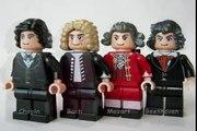 Lego Music Instruments