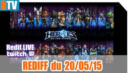 Heroes of the Storm -  Khael Thas / Nova / Zeratul / Jaina Gameplay