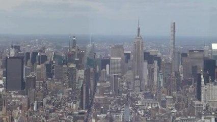 Un Nueva York de postal desde el renacido World Trade Center