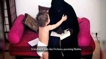 Burqa, niqab, voile intégral témoignage pour la liberté.flv