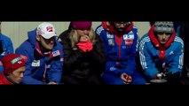 Simon Ammann Fall again ᴴᴰ ● Bischofshofen Ski Jumping WC 06.01.2015 Four Hills Tournament 2014
