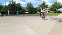 PROCESS - Kickflip Over Bank