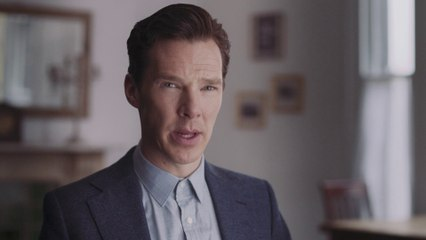 """Yours in distress"" - Benedict Cumberbatch reads Alan Turing's letter to Norman Routledge (1952)"