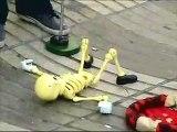 Skeleton Sings Lucille by Little Richard