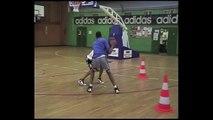 Drill Example • Boris Diaw & Tony Parker • 1-on-1 Drill
