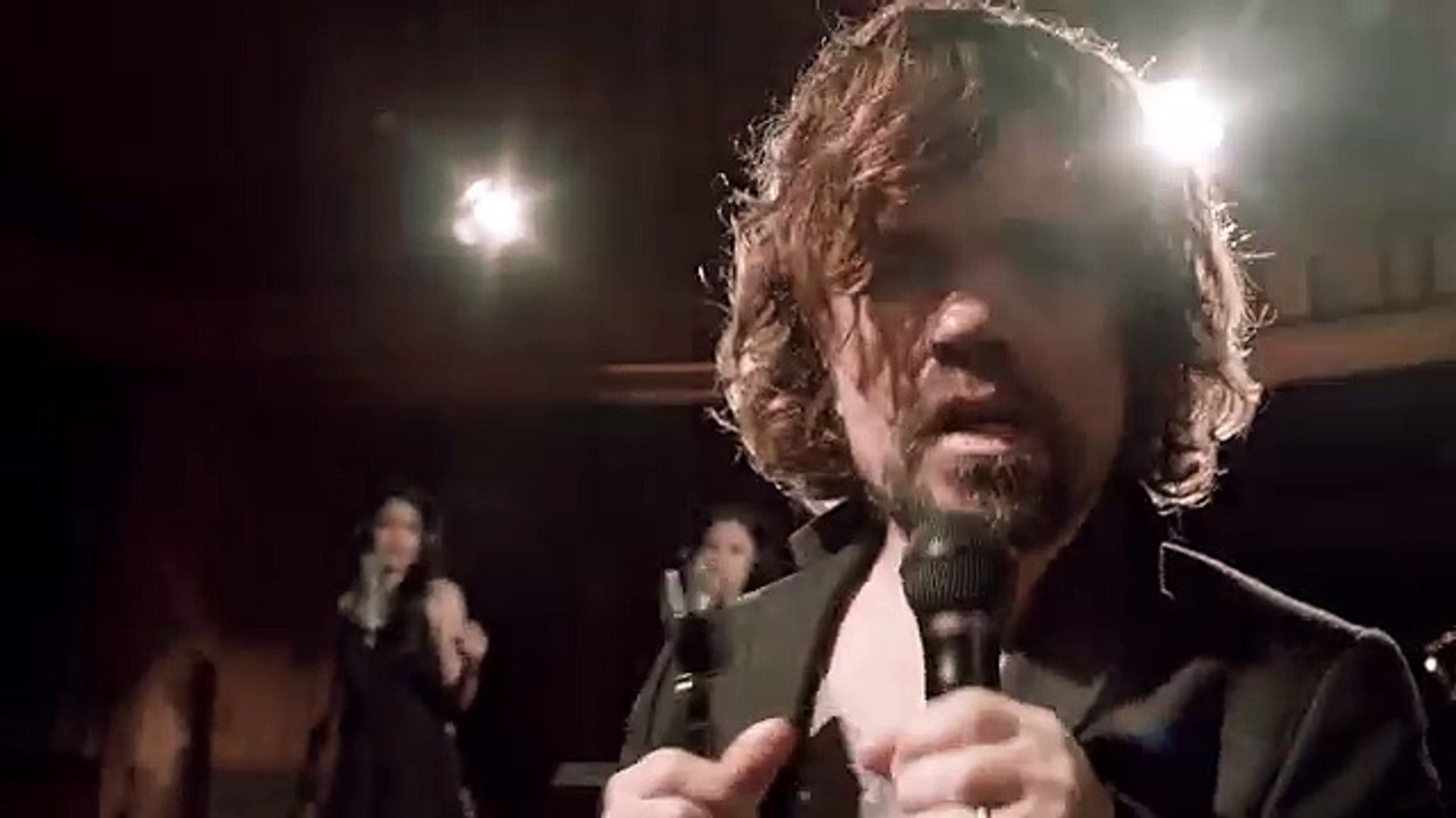 Red Nose Day Coldplay Game of Thrones  The Musical – Peter Dinklage Teaser _ Red Nose Day